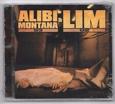 ALIBI MONTANA & LIM - RUE / DOUBLE CD RAP FRANCAIS ( NEUF SOUS CELLO) MENACE REC
