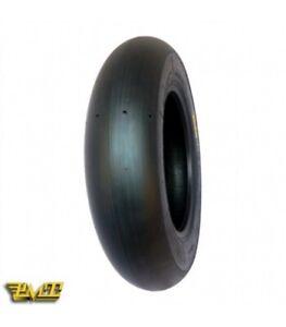 """PMT 10"""" Soft Tyre 100/85/10 Soft Slick pit bike race tyre"""