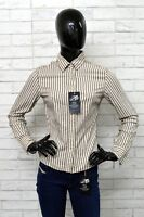 Camicia MURPHY & NYE Donna Taglia S Maglia Shirt Woman Chemise PARI AL NUOVO
