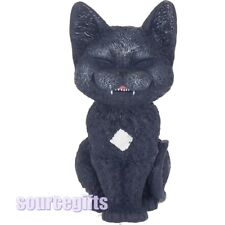 NEW CAT FIGURINE GIFT STATUE COUNT KITTY A NEMESIS NOW FIGURE