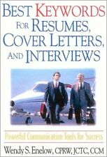 Best KeyWords for Resumes, Cover Letters, and Inte