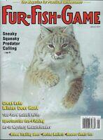 Fur-Fish-Games January 2021    Sneaky, Squeaky, Predator Calling