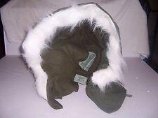 New Original Parka Hood Extreme Cold Weather  M-51 M-65 OG-107 FUR RUFF M-1951