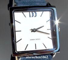 Danish Design * Damenuhr * Ref. 3324684 * Stahl * Lederband * Quarz