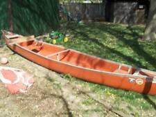 17ft Coleman canoe