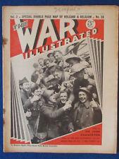 The War Illustrated Magazine - 24/5/1940 - Vol 2 - No 38 - WW2