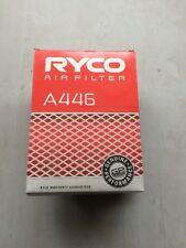 Ryco Air Filter A446 TOYOTA COROLLA 1.6 (AE82)