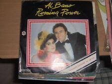 7' AL Bano & Romina Power will Germany N/MINT