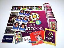 PANINI EM 12 Euro 2012 - Komplettset (Int.) + A-F + 6 Updates + Album + Tüten