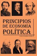Principios de Economia Politica (Paperback or Softback)