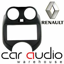 Connects2 CT23RT07 Renault Scala 11 On Car Stereo Double Din Fascia Facia Panel