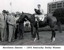Northern Dancer, 1964 Kentucky Derby Winner, 8x10 Photo
