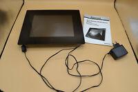 Hama Basic Digitaler Bilderrahmen (26,4cm - 10,4 Zoll - Display) in schwarz