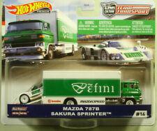 Hot Wheels Team Transporter Mazda 787B Sakura Sprinter 2020 new in package