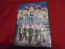 """COFFRET 2 DVD NEUF """"ONE DIRECTION - REACHING FOR THE STARS (FIVE STARS)"""" docus"""