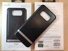 5X MOSHI Napa Vegan Leather Case for Samsung Galaxy S8 in Black
