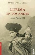 Lituma En Los Andes / Death in the Andes (Novela (Booket Numbered)) (Spanish Ed