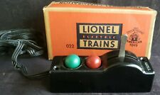 Lionel - 022 Automatic Switch Controllers w/ Original Box Needs Rewired