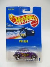 Hot Wheels Volkswagen VW Bug Collector #171 Malaysia Purple MOSC