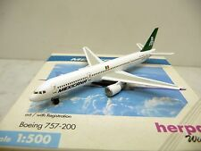 Herpa Wings 503778 1:500 Boeing 757-200 Mexicana, in Originalverpackung