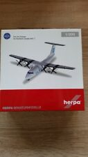 Herpa 558556 - 1/200 De Havilland Canada Dhc-7 - Pan Am Express - N53Ra - Neu