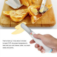 Pro Heating Butter Knife Spreader Auto Warm for Melting/Cutting/Spreading Cheese