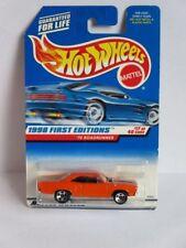 Hot Wheels 1:64 Road Runner 1970 orange HW1998. Brand new