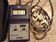 "Neotronics EPM20 Pressure Meter 0-19.99"" H2O Handheld Meter w/ Soft Case"