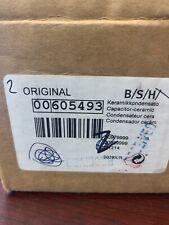 00605493 Bsh/Thrmdr Cap New