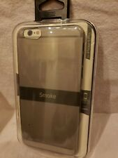 """Power Support Air Jacket Force Case for Apple iPhone 6 / 6s 4.7"""" - Smoke"""