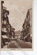83481 IMPERIA 1910 VENTIMIGLIA VIA CAVOUR ANIMATA MOTO SIDECAR ?? BICYCLE