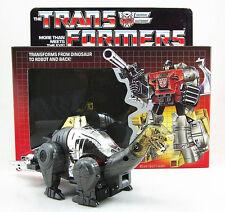 G1 Dinobot Sludge Dinosaur Reissue Action Figure New in Box