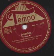 Itta die Pauli singt Fats Domino  Titel : Jambalaya