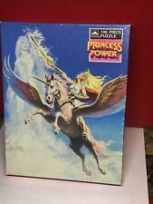 Vintage 1986 Mattel Princess Of Power Golden Jigsaw Puzzle Sealed