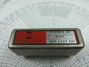 Collins Mechanical Filter F455 Z14 6301