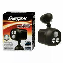 1-Energizer Wireless LED Motion Sensor Bright Security Light Battery Driveway