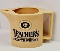 Vintage Teachers Cream Scotch Whisky Pub jug