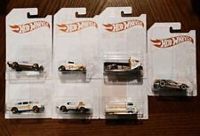 Pearl and Chrome Complete Set of 6 + Gazella GT - Hot Wheels 52nd Anniversary