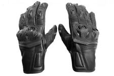 SM STORM MEN MOTORCYCLE BIKER RIDING 100% COW LEATHER GLOVES