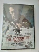 The Accountant (DVD, 2017)   FREE SHIPPING