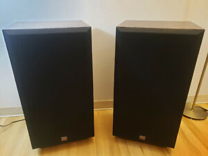 Cerwin Vega RE-30 Speakers- Large 3-way Floor Speakers. NICE!