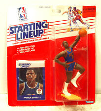 PATRICK EWING Knicks © 1988 Kenner Starting Lineup