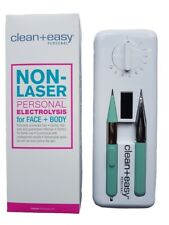 ONE TOUCH / Clean & Easy Home Electrolysis Kit Machine Hair Remover + Stylet Pen