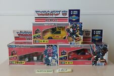 Transformers Japanese G1 C-323 Road Caesar Set Separate MIB Complete Victory #2