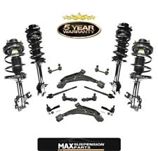 Complete Struts & Control Arms Suspension Steering Kit for Nissan Altima 00-01