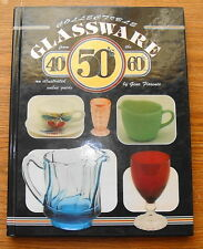 COLLECTIBLE GLASSWARE from the 40's 50's 60's VALUE GUIDE - 1992 first edition