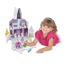 Disney Junior Sofia Kids The First Colouring Pop Up Decorate Decorating Castle