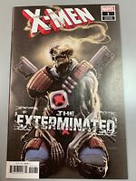 X-Men The Exterminated #1 Kaare Andrews Variant 1:25 Cover  VF/NM Marvel Comics