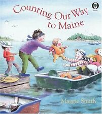 Counting Our Way To Maine (Orchard Paperbacks)