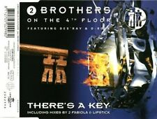 2 Brothers on the 4th Floor There's a key (1996) [Maxi-CD]